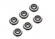 SHS Steel 9mm Bearing Set (Silver)