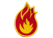 5ive Star Gear Fireball PVC Patch
