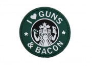 5ive Star Gear Guns And Bacon PVC Patch