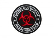 5ive Star Gear Zombie Outbreak  PVC Patch
