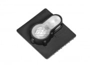 FMA S-Lite Velcro Base Strobe Light (Black/Orange Light)