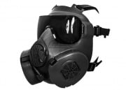 Lancer Tactical CBRN Style EM50 Face Mask (Black)