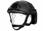 Lancer Tactical Maritime ABS Helmet (Black/Medium - Large)