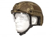 Lancer Tactical BJ Type Basic Version Helmet w/ Visor (Desert Digital/M)