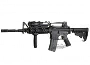 CA Armalite Full Metal Blow Back M15A4 RIS Carbine AEG Airsoft Gun