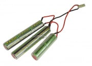 Airsoft GI 9.6v 4200mAh NiMH Crane Stock Battery