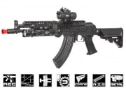 E&L Airsoft Limited Edition Full Metal A110 PMC-D (w/ CNC X Rail) AEG Airsoft Gun