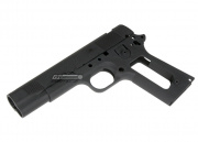 Guarder Black Aluminum Slide and Frame for TM MEU .45