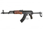 G&G Full Metal / Real Wood AKMS AEG Airsoft Gun