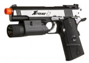 G&G Full Metal Xtreme 45 CO2 Blowback Pistol Airsoft Gun (Duotone)