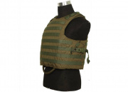 HSS Releasable Plate Carrier (OD/Tactical Vest)