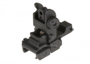 JBU Flip Up Rear Sight for M4