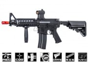 King Arms Nylon M4 CQBR Carbine AEG Airsoft Gun (Black)