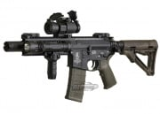 King Arms Full Metal MagPul M4 AEG Airsoft Gun