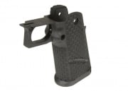 KJW Gunner Grip for 1911 Tactical/TM Hi-Capa (Black)