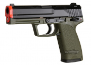 (Discontinued) KWA Full Metal KP8 .45 NS2 Model Airsoft Gun ( OD )