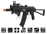 Lancer Tactical LT07R AKS74UN RIS Carbine AEG Airsoft Gun (Black)