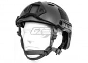 Lancer Tactical PJ Type Helmet (Black)