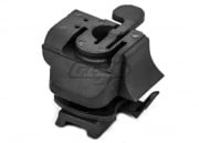 Lancer Tactical Helmet Light Mount ( Black )