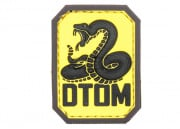 MM DTOM PVC Patch (Full Color)