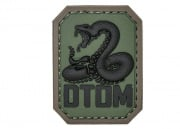 MM DTOM PVC Patch (Forest)