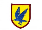 MM Blue Falcon Patch (Full Color)