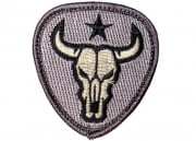 MM Bull Skull Patch (ACU)