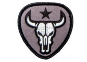 MM Bull Skull Patch (SWAT)