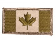 Mil-Spec Monkey Canadian Flag Patch (Arid)