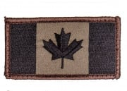 Canadian Flag Patch (Forest)