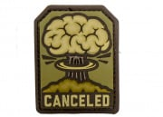 Mil-Spec Monkey Canceled PVC Patch (Multicam)