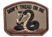 Mil-Spec Monkey Don't Tread Patch (Forest)