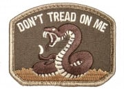 M.M.Don't Tread On Me Patch (Multicam)
