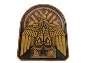 MM Industrial Eagle PVC Patch (Bronze)
