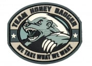 MM Honey Badger PVC Patch (ACU)