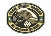 MM Honey Badger PVC Patch (Multicam)