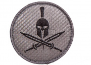 Spartan Helmet Patch (ACU)