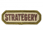 MM Strategery Patch (Multicam)