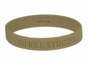 Mil-Spec Monkey Infidel Strong Band (Desert/L)