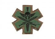 MM Tactical Medic Spartan Patch (Forest)