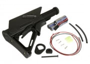 PTS Magpul CTR Battery Stock (Black)