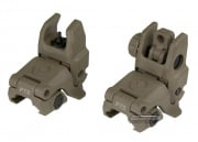 Magpul PTS MBUS Back-Up Sights (Dark Earth)