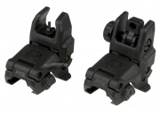 Magpul PTS MBUS Back-Up Sights (Black)