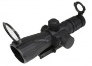 NcSTAR 3-9x42 Mark 3 Tactical Rubberized Scope (Mil-Dot)