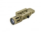 Night Evolution Waterproof Inforce Weapon Mounted Light - DE