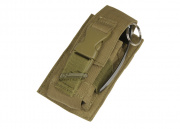 Condor Outdoor MOLLE Single Flash Bang Pouch ( TAN )