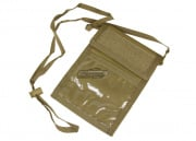 Condor/OE TECH Passport Holder (TAN)