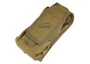 Condor Outdoor MOLLE Radio Pouch (Tan)