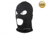 Pantac USA 3 Hole Balaclava (Black)