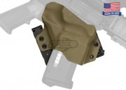 Redline Pro Gear SAARP M4/M16 Kydex Holster w/ Molle Lok (Flat Dark Earth)